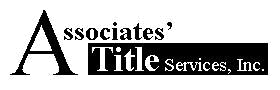 Associates Title Services Inc Logo